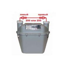 Счетчик газа G6 СГМН-1-00 250мм левый