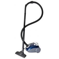 Пылесос DELTA DL-0835 синий, 1600Вт, мешок для сбора пыли