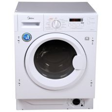 Встраиваемая стиральная машина с сушкой Midea WMB8141C