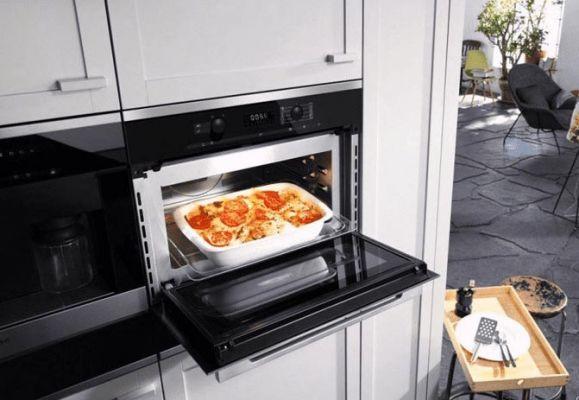 Как выбрать встраиваемую микроволновую печь