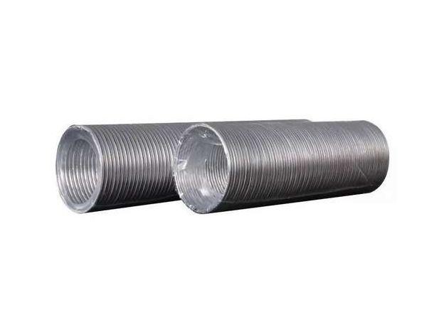 Воздуховод алюминиевый D 100мм