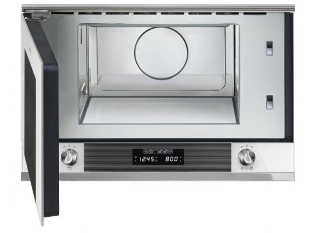 Встраиваемая микроволновая печь Smeg MP122B1
