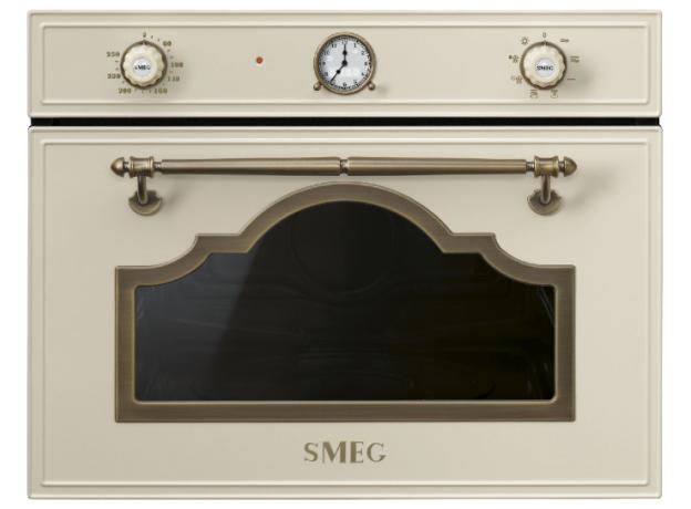 Встраиваемая микроволновая печь Smeg SF4750MPO