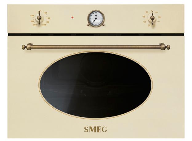 Встраиваемая микроволновая печь Smeg SF4800MPO