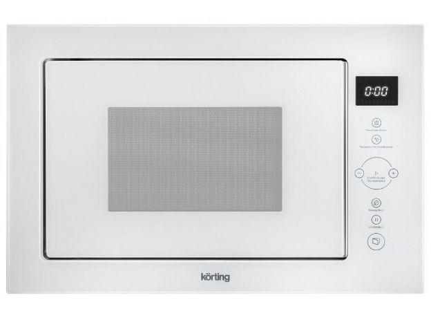 Встраиваемая микроволновая печь Korting  KMI 825 TGW