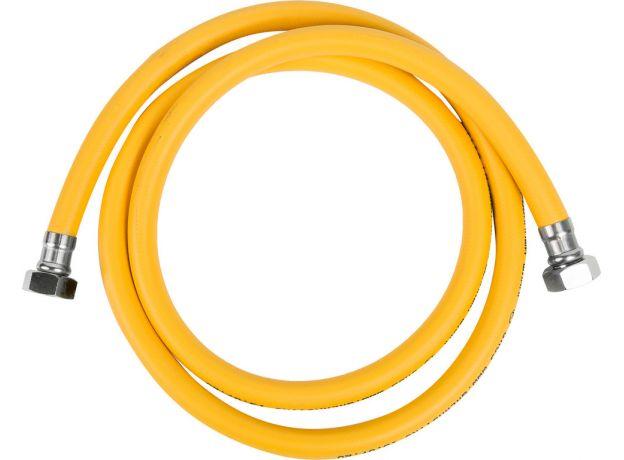 Шланг для газа  Гайка/Гайка 120 см