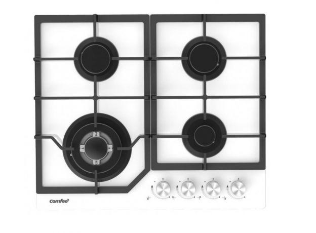 Варочная панель газовая Comfee CGH 610 GW